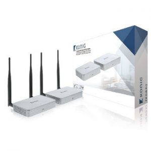5GHz Wireless HDMI Transmitter 1080p / 3D - Range 100m