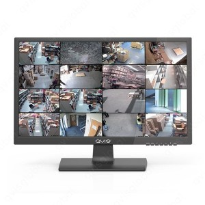 LED security monitor