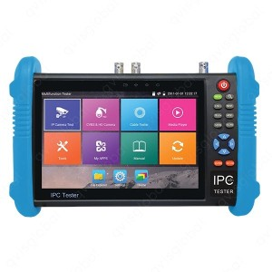 Touch Screen 6-In-1 CCTV Tester