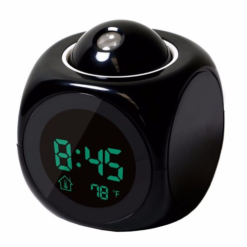 led projection clock