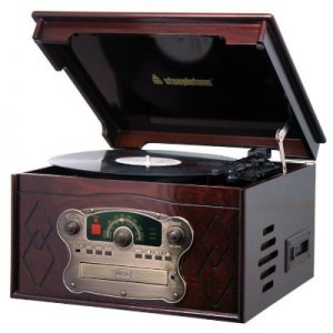 Chichester III Record Player