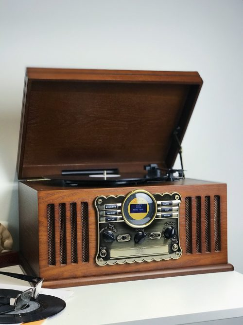 Westminster Nostalgia Record Player