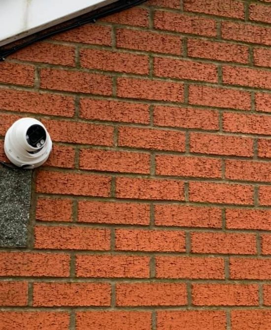 CCTV Installation At A Property In Chorley